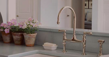 Rohl Bath, Kitchen