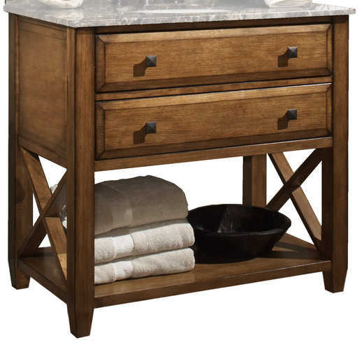 Sage Hill Designs Sagehill Ce3621d 36 Bathroom Vanity From The Casual Elements Collection Designingdepot Com