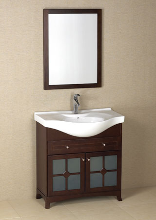 Ronbow 32 1 2 Quot Euro Style Ceramic Overhang Sink With Single Faucet Hole Cb8002
