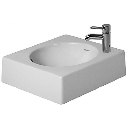 Duravit duravit architec counter basin 16 3 4 no hole for Duravit architec basin