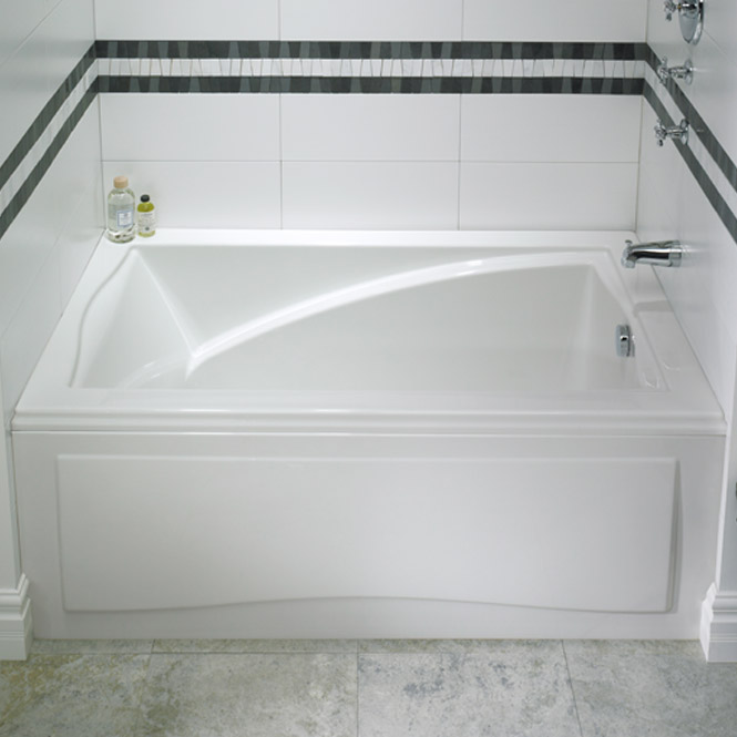 Delight 3260 Bathtub Only With Tiling Flange