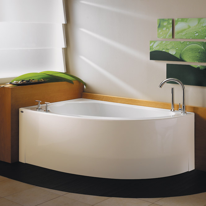Wind Bathtub Only, Right Drain | WI60SD