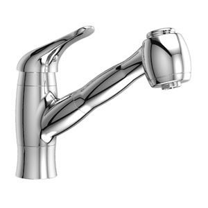 Riobel Tall Kitchen Faucet With Spray Ml201 Designingdepot Com